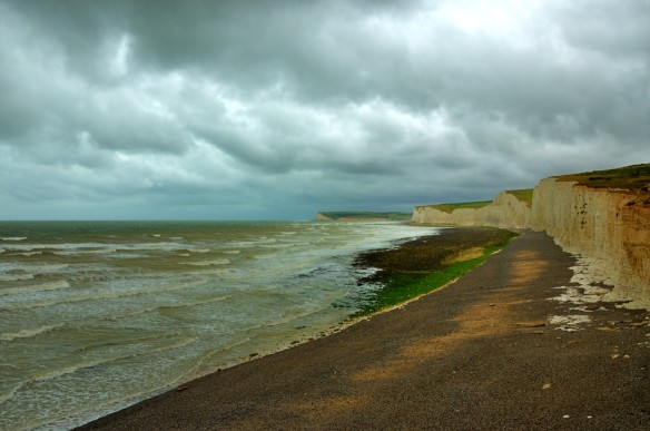 View from Burling Gap
